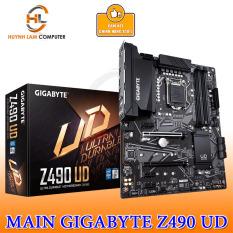 Mainboard Gigabyte Z490 UD LGA1200 Chính hãng Viễn Sơn Phân phối