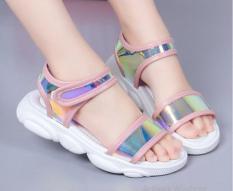 Sandal cho be yêu phong cách hàn quốc – SD48 ĐEN