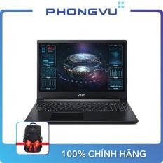 [TẶNG BALO ACER GAMING SUV 1500K]-Laptop ACER Aspire 7 A715-42G-R4ST NH.QAYSV.004 ( 15.6″ Full HD/AMD Ryzen 5 5500U/8GB/256GB SSD/NVIDIA GeForce GTX 1650/Windows 10 Home 64-bit/2.1kg)-Bảo hành 12 tháng