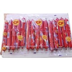 Xúc Xích Heo RED CP bịch 5 cây x 40g