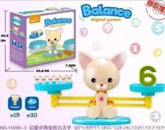 Bộ đồ chơi cân bằng toán học