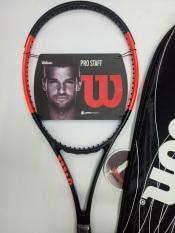Vợt tennis Wilson 270g- Màu cam – tặng căng cước quấn cán và bao vợt – ảnh thật sản phẩm