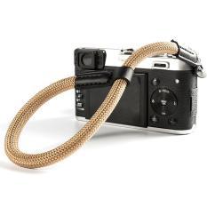 Dây máy ảnh đeo cổ tay hand strap Shetu bện tròn