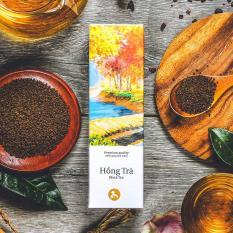 Hồng trà L'ANGFARM – Đặc Sản Đà Lạt dòng signature, 100g/hộp, mẫu lon thiếc cao