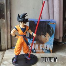 Mô hình cao cấp Son Goku [20cm] The 20th Film Limited Dragonball đồ chơi cho trẻ em 7 viên ngọc rồng