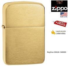 Zippo brass nhám bầu