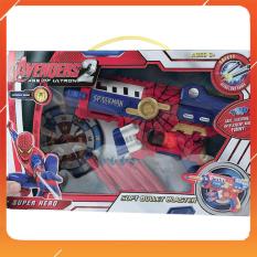 Đồ Chơi Noel – Vận Động Phóng Thanh Xốp Người Nhện Chiến Đấu – Đồ Chơi Trẻ Em Toy Mart