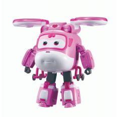 Robot Biến Hình Cỡ Lớn Có Đèn Và Âm Thanh – Dizzy SUPERWINGS YW740434