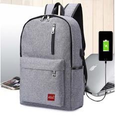 Balo cao cấp đựng laptop 15.6 inch cả nam và nữ đều dùng được balo tích hợp cổng sạc USB sử dụng đi học đi làm đi chơi sành điệu