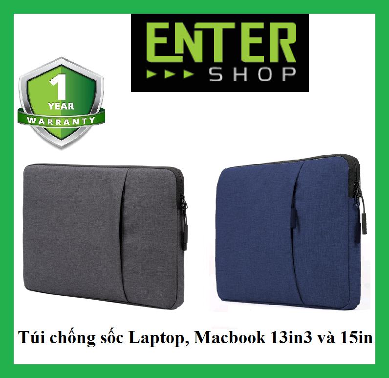 Túi chống sốc Macbook Laptop 13.3inch và 15inch