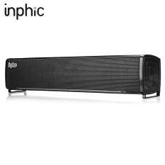 Loa mini có dây Inphic US1 Âm thanh vòm stereo ánh sáng LED xung quanh cho máy tính bàn máy laptop tivi – Chính Hãng