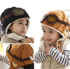 Mũ phi công dành cho bé trai