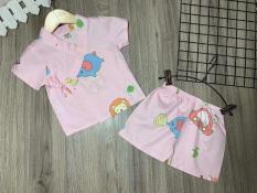 Bộ Yukata cộc tay đáng yêu cho bé trai/bé gái-Chất thô-Pijama kiểu Nhật cho bé – Phom đẹp, vải đẹp(Kéo qua trái xem mẫu mặc)