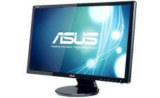 Màn hình ASUS VE247H, 23.6″ FHD (1920×1080), 2ms, HDMI, DVI-D, D-Sub, Speakers