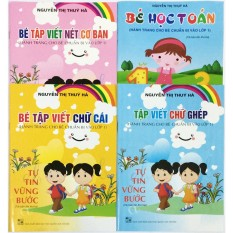 Vở Rèn Kỹ Năng Viết – Nguyễn Thị Thuý Hà Bộ 3 Quyển