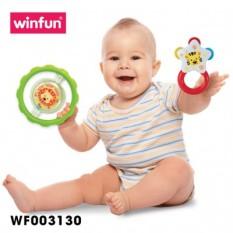 Bộ 3 xúc xắc và đàn piano/ guiter mini cầm tay phát nhạc Winfun 3130, cam kết hàng đúng mô tả, chất lượng đảm bảo, an toàn cho bé