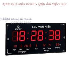 Đồng hồ LED vạn niên cao cấp Kashi Việt Nam