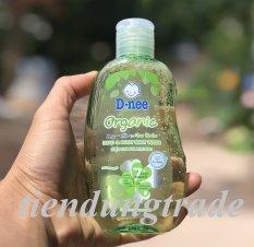 Tắm gội toàn thân Dnee cho bé từ 0-3 Tuổi Chai 200ml Thái Lan