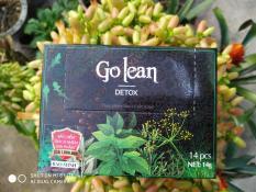 Trà Giảm Cân, hỗ trợ sức khỏe Golea Detox (mẫu mới, bao chuẩn)