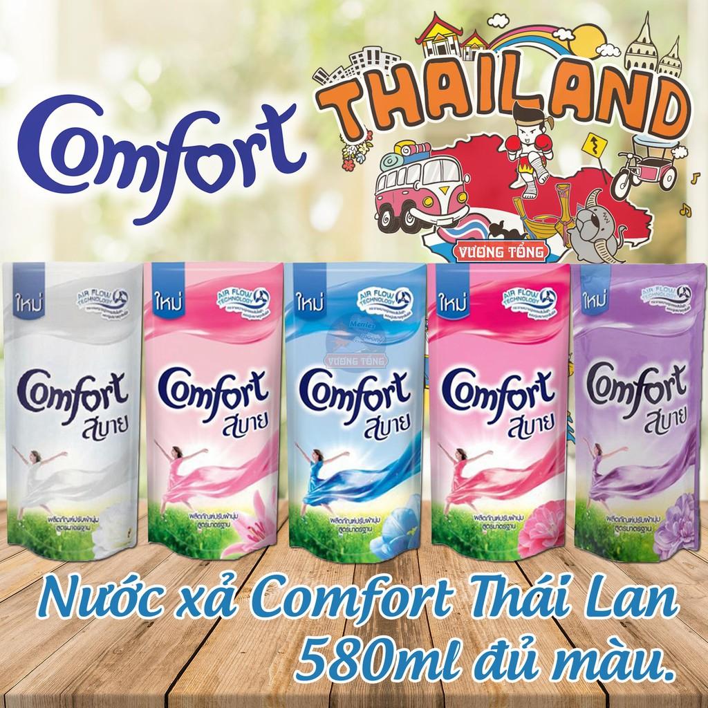 Combo 3 Bịch Nước Xả Comfort Thái Lan 580ml