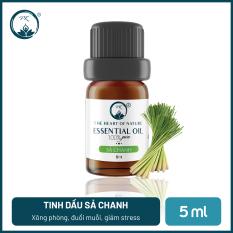 [GIÁ DÙNG THỬ] Tinh dầu Sả Chanh PK 5ml – thơm phòng, đuổi muỗi, khử mùi