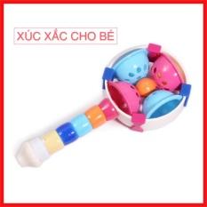Đồ chơi xúc xắc cho bé nhập khẩu thái lan, đồ chơi xúc xắc cho bé phát triển tư duy cho bé qua âm thanh tiếng động