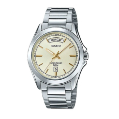 Đồng hồ nam Casio MTP-1370D-9AVDF dây kim loại mặt vàng