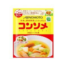 [Tặng gia vị rắc cơm]Hạt Nêm Rau Củ Ajinomoto 50g cho bé ăn dặm