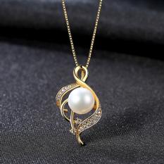 Dây chuyền nữ | Dây Chuyền Ngọc Trai | Dây Chuyền Ngọc Trai Nước Ngọt Tự Nhiên DB2337 Cỡ Hạt 7×7 Bảo Ngọc Jewelry