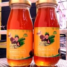 Combo 2 chai Mật dừa nước (loại cô đặc) chai thủy tinh 250ml