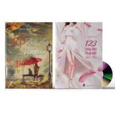 Combo 2 sách: 999 Bức Thư Viết Cho Bản Thân 2018 (Có audio) + 123 Thông điệp thay đổi tuổi trẻ + DVD quà tặng