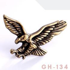 Ghim cài Áo Vest Nam thời trang cao cấp, ghim cài áo Sơ mi Nam hình chim đại bàng mini GH-134 {Ghim cài áo – AdamZone}