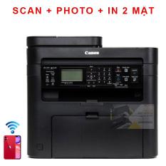 Máy in đa năng Copy – In – Scan – Wifi Canon MF244DW in 2 mặt tự động tốc độ cao hỗ trợ lắp đặt tại nhà