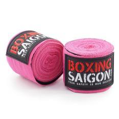 Băng quấn tay Boxing Saigon 2.0 co dãn 4m5 ( Bán theo cặp )