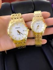 Đồng hồ Cặp Đôi Trẻ trung Năng Động . Hàng Nhật, chống xước, chống nước tuyệt đối, hợp kim không phai zỉ