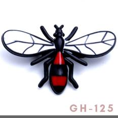 Ghim cài áo Vest Nam thời trang cao cấp, cài áo sơ mi Nam hình con côn trùng GH-125 {Ghim cài áo Vest Nam thời trang}