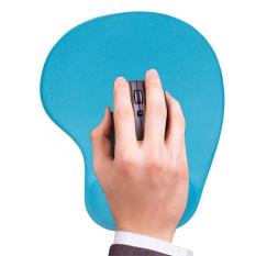Lót chuột máy tính có mút đệm êm chống mỏi cổ tay tăng khả năng di chuyển chuột linh hoạt