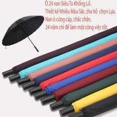 Ô dù cỡ lớn, ô dù đi mưa , Cây Dù Che Mưa, Cây Dù Che Nắng CHỌN NGAY Ô Dù Siêu To Đường Kính Lên Đến 116 CM Dành Cho 3 Người, ô cán dài 24 nan chống lật siêu chắc chắn