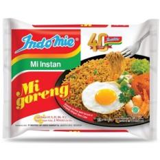 Thùng 40 gói mì xào khô indomie goreng Vị Đặc Biệt ( Goreng Fried ) 85g