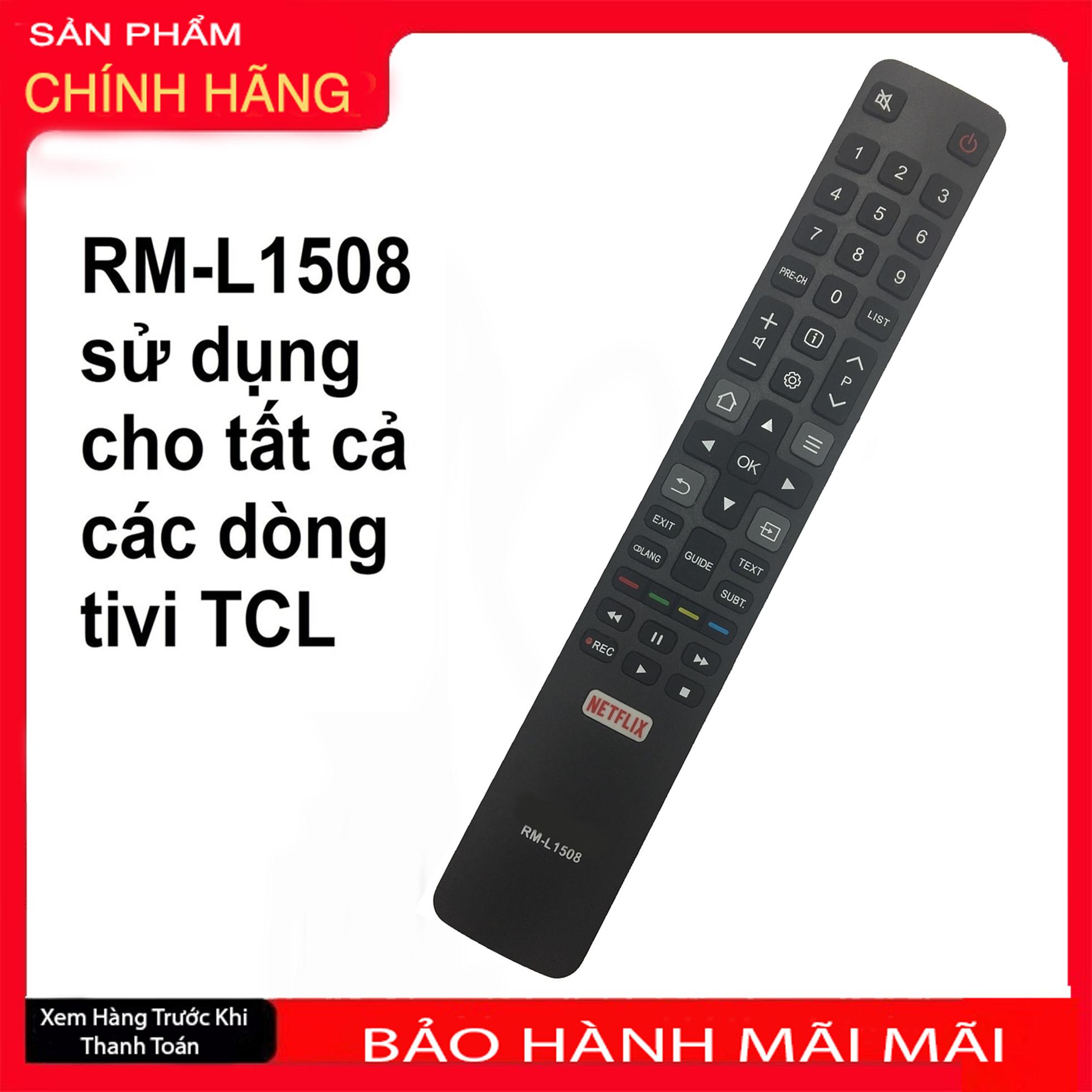 Điều khiển TV TCL SMART Remote TV TCL SMART đa năng cho các loại TV TCL SMART