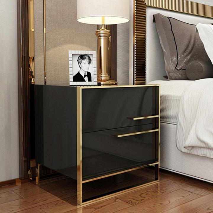 Tủ Táp đầu giường cao cấp PUK018