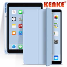 Ốp Lưng Bảo Vệ iPad KENKE, Thích Hợp Cho iPad 10.5 Inch, Pro10.5, IPad2019Air3 Vỏ Bảo Vệ 10.5 Inch, Khe Cắm Bút Tích Hợp, Vỏ Bảo Vệ Chống Rơi Silicon, Chống Bụi Và Chống Nước, ốp Bảo Vệ iPad 10.5 Inch, Tản Nhiệt Tổ Ong