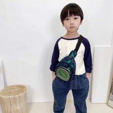 Túi đeo chéo hình khủng long cho bé túi đeo thời trang cho bé