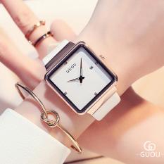 Đồng hồ Nữ GUOU Dây Mềm Mại đeo rất êm tay – Kiểu Dáng Apple Watch 40mm