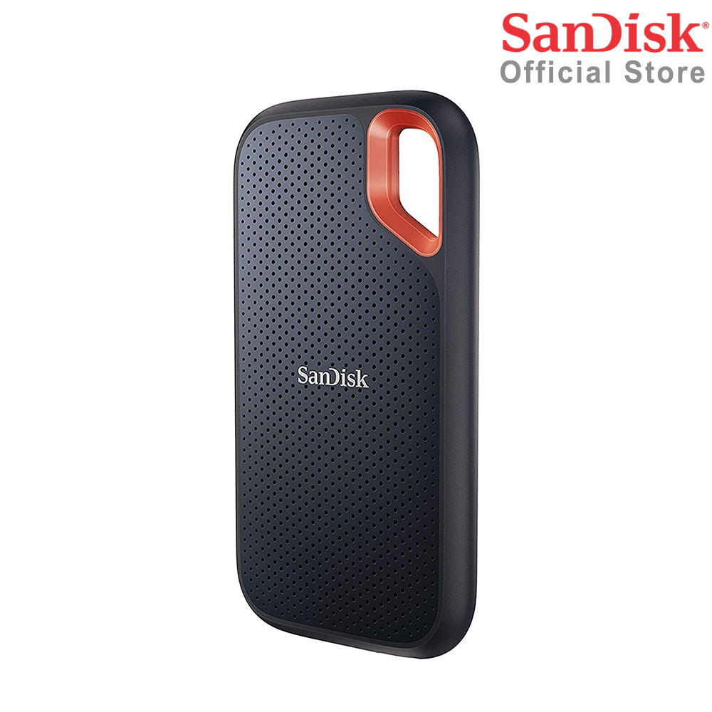 Ổ cứng di động External SSD Sandisk Extreme V2 E61 500GB USB 3.2 Gen 2 SDSSDE61-500G-G25