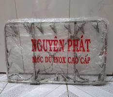 Móc dù inox cao cấp ( inox 201 – loại 32 móc)