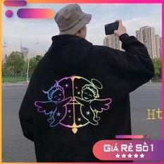 Áo hoodie phản quang In hình CUNG SONG TỬ CUTE