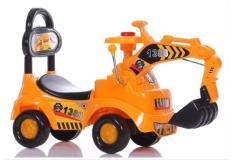 Xe chòi chân kiểu dáng xe cần cẩu cho bé – CC1388