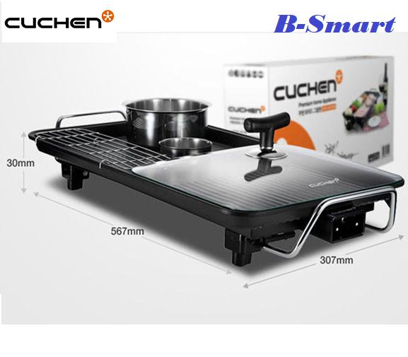 Vỉ nướng Cuchen CHG-G1610W – 1600W