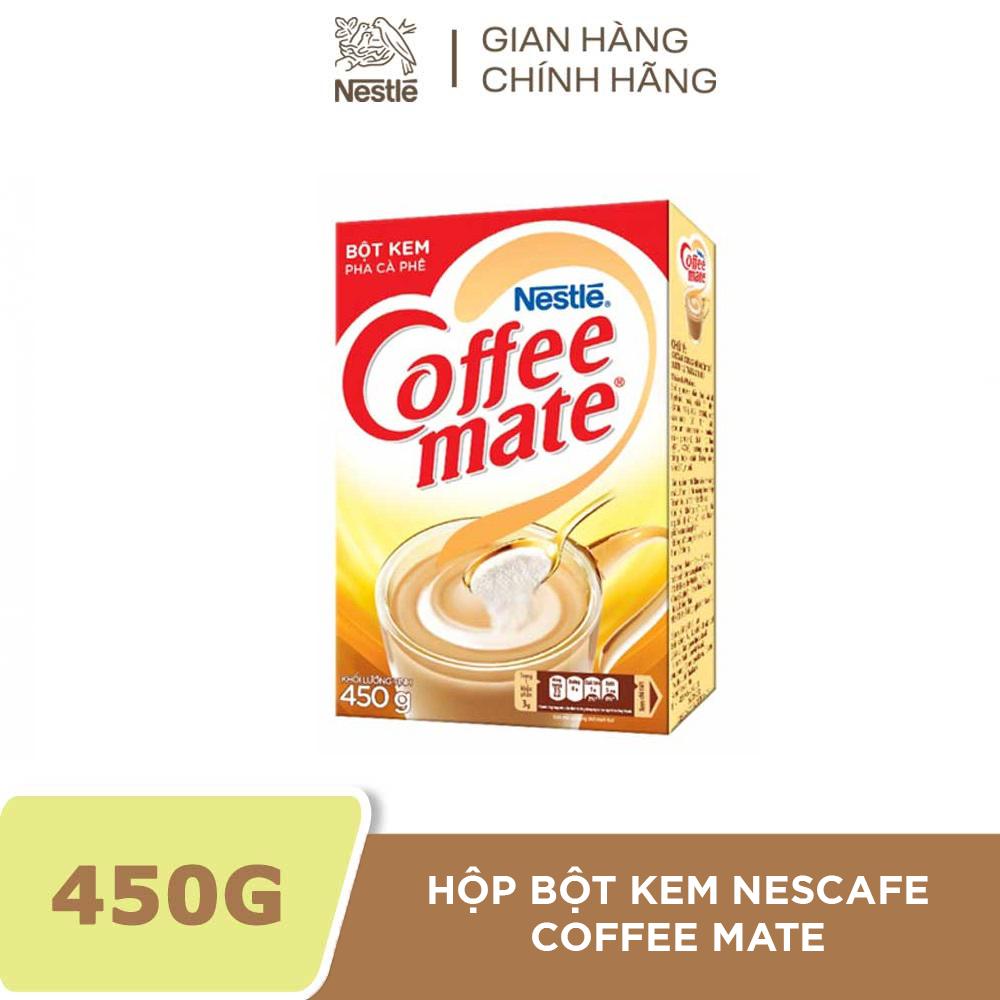 [FREESHIP 20K ĐƠN 30K] Bột kem pha cà phê, trà sữa Nestle Coffee Mate – hộp 450g